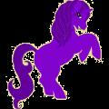 Unicorn Quarter Horse Chestnut