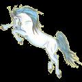 Unicorn Arabian Horse Chestnut